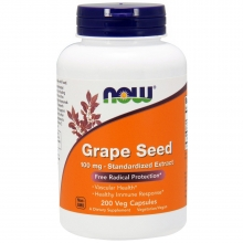 GRAPE SEED ANTI 100mg  200